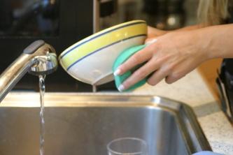 Un lavavajillas,quiero!!