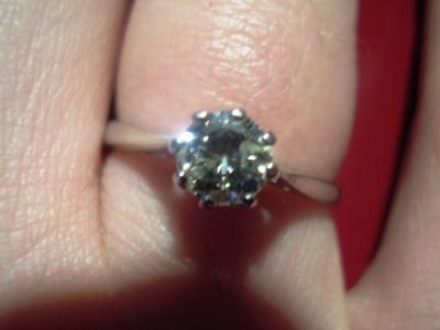 Tengo un diamante!!!!!!!!!!!!!