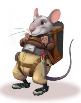 Mi tita Raquel me ha mandado un ratón desde Londres...Y no se ha muerto en el avión!!!!